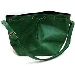 Louis Vuitton Petit Noe Epi Leather Shoulder 11407